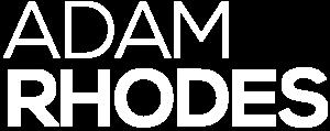 adam rhodes photographer logo