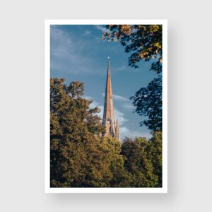 norwich cathedral photo print