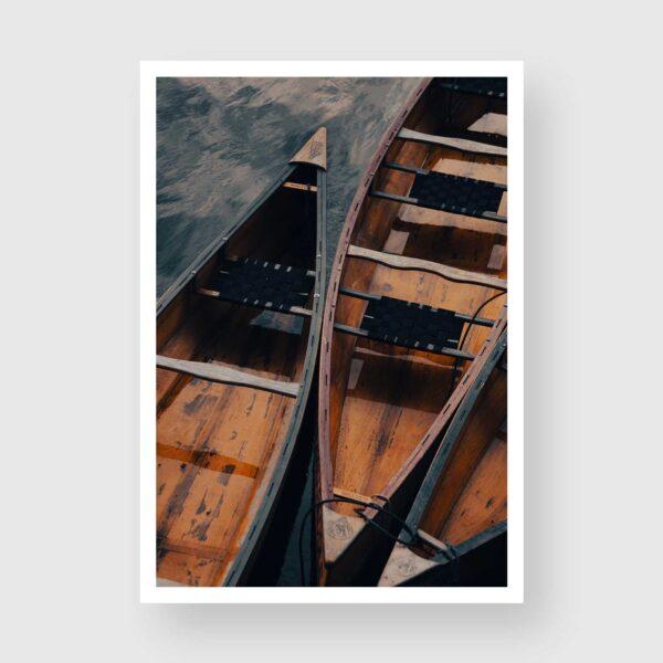 norwich city canoes photo print