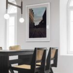 pottergate norwich photo print