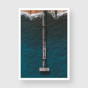 southwold pier photo print