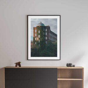 st james mill norwich photo print